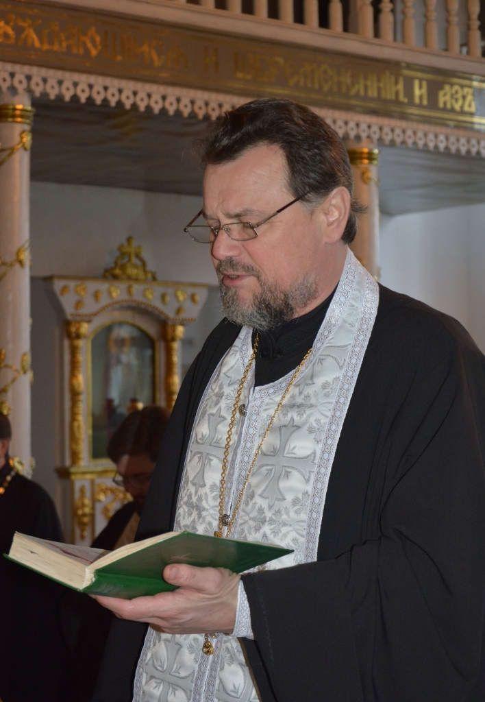Протоиерей Николай Формазюк